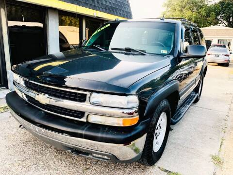 2004 Chevrolet Tahoe for sale at Auto Space LLC in Norfolk VA