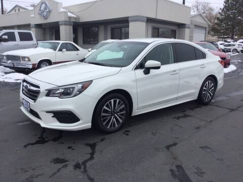 2019 Subaru Legacy for sale at Beutler Auto Sales in Clearfield UT