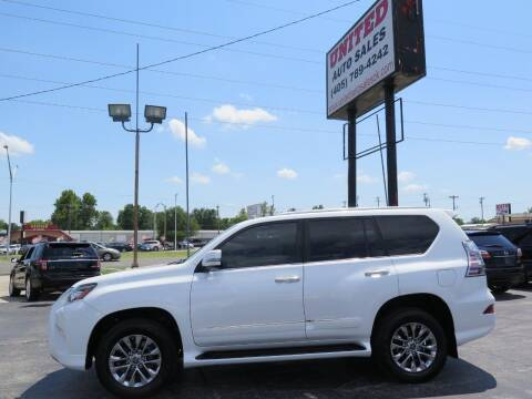 2014 Lexus GX 460 for sale at United Auto Sales in Oklahoma City OK