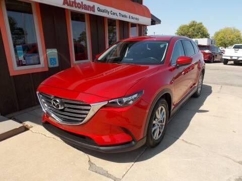 2016 Mazda CX-9 for sale at Autoland in Cedar Rapids IA