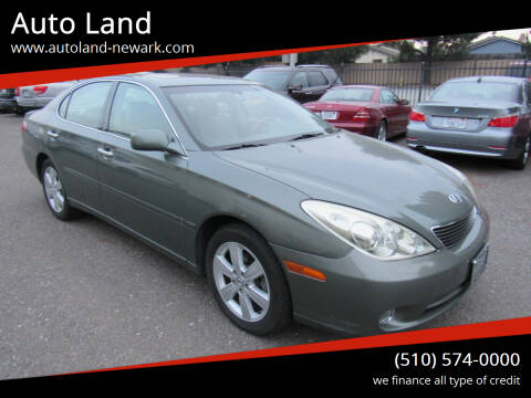2005 Lexus ES 330 for sale at Auto Land in Newark CA