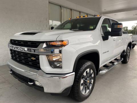 2021 Chevrolet Silverado 2500HD for sale at Powerhouse Automotive in Tampa FL
