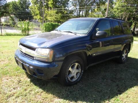 2004 Chevrolet TrailBlazer for sale at Dons Carz in Topeka KS