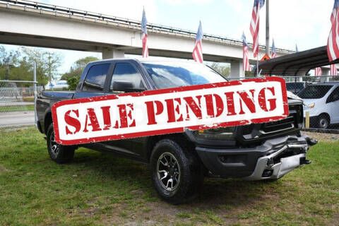 2017 RAM Ram Pickup 1500 for sale at ELITE MOTOR CARS OF MIAMI in Miami FL
