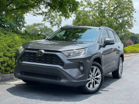 2019 Toyota RAV4 for sale at William D Auto Sales in Norcross GA