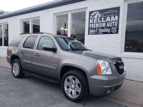 2007 GMC Yukon for sale at Kellam Premium Auto Sales & Detailing LLC in Loudon TN