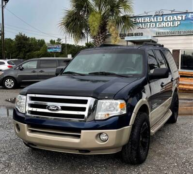 2007 Ford Expedition for sale at Emerald Coast Auto Group LLC in Pensacola FL