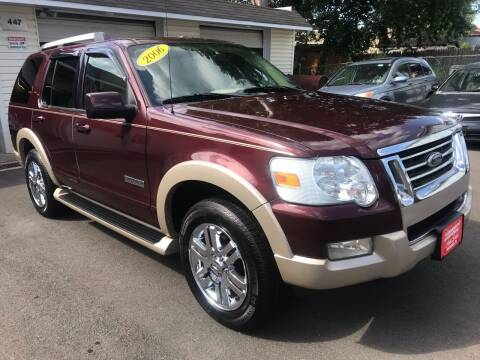 2006 Ford Explorer for sale at Alexander Antkowiak Auto Sales in Hatboro PA