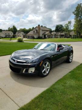 2007 Saturn SKY for sale at Country Auto Sales in Boardman OH