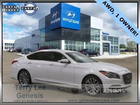 2017 Genesis G80 for sale at Terry Lee Hyundai in Noblesville IN