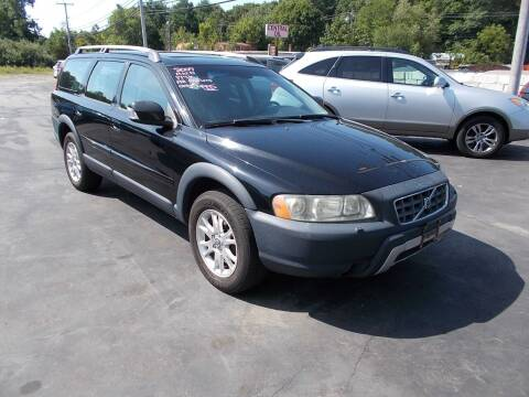 2007 Volvo XC70 for sale at MATTESON MOTORS in Raynham MA