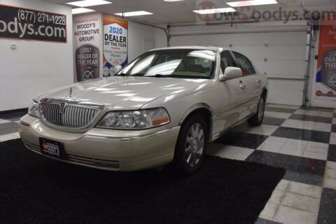 2007 Lincoln Town Car for sale at WOODY'S AUTOMOTIVE GROUP in Chillicothe MO