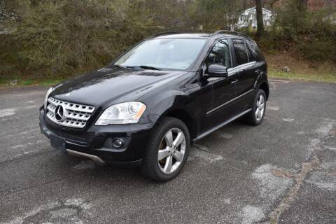 2011 Mercedes-Benz M-Class for sale at Gamble Motor Co in La Follette TN