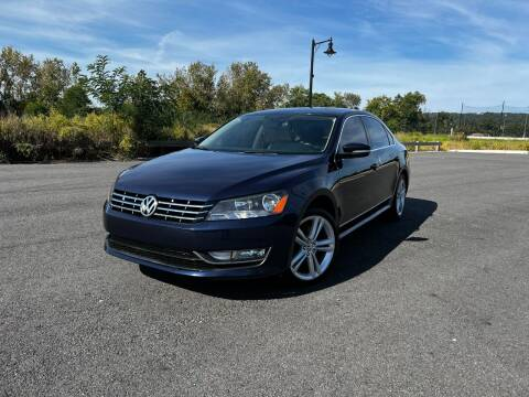 2014 Volkswagen Passat for sale at CLIFTON COLFAX AUTO MALL in Clifton NJ