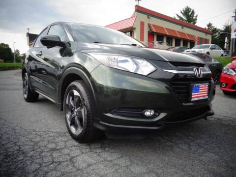 2018 Honda HR-V for sale at Quickway Exotic Auto in Bloomingburg NY