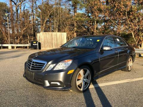 2010 Mercedes-Benz E-Class for sale at Royal Crest Motors in Haverhill MA