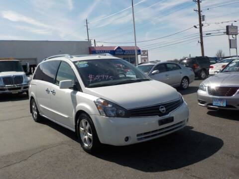 2009 Nissan Quest for sale at United Auto Land in Woodbury NJ