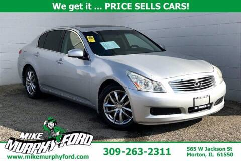 2008 Infiniti G35 for sale at Mike Murphy Ford in Morton IL
