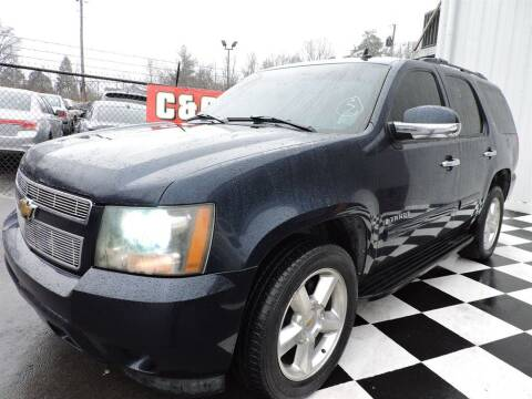 2007 Chevrolet Tahoe for sale at C & C Motor Co. in Knoxville TN