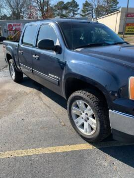 2008 GMC Sierra 1500 for sale at BRYANT AUTO SALES in Bryant AR