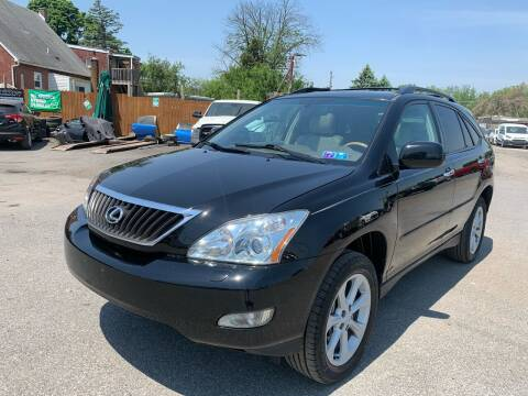 2009 Lexus RX 350 for sale at Sam's Auto in Akron PA
