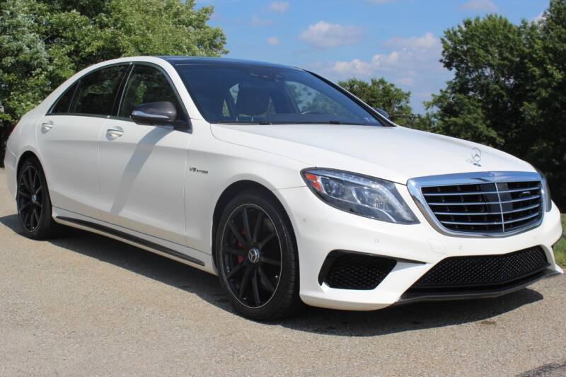 2017 Mercedes-Benz S-Class for sale at Harrison Auto Sales in Irwin PA