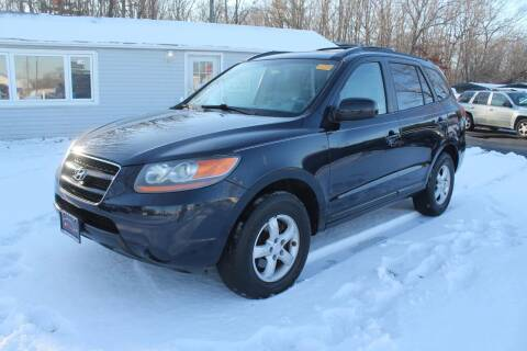2007 Hyundai Santa Fe for sale at Manny's Auto Sales in Winslow NJ