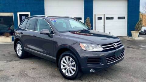 2012 Volkswagen Touareg for sale at Saugus Auto Mall in Saugus MA
