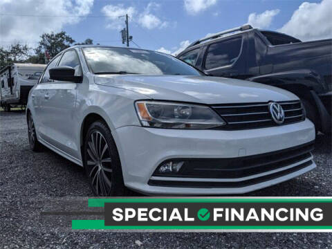 2016 Volkswagen Jetta for sale at Car Spot Of Central Florida in Melbourne FL
