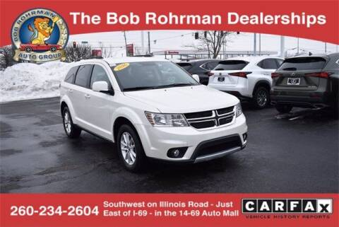2016 Dodge Journey for sale at BOB ROHRMAN FORT WAYNE TOYOTA in Fort Wayne IN