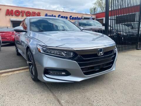 2018 Honda Accord for sale at Celebrity Motors in Newark NJ