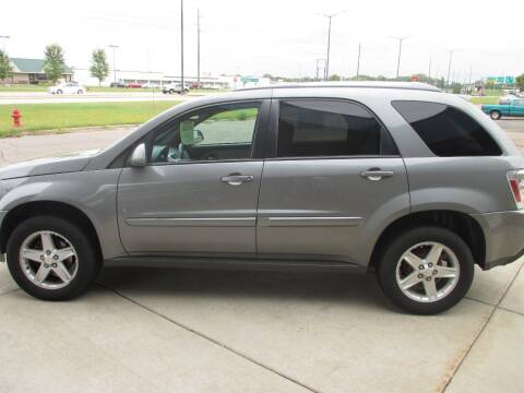 2006 Chevrolet Equinox for sale at Clairemont Motors in Eau Claire WI
