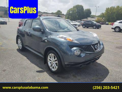 2012 Nissan JUKE for sale at CarsPlus in Scottsboro AL