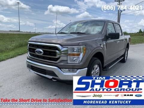 2021 Ford F-150 for sale at Tim Short Chrysler in Morehead KY