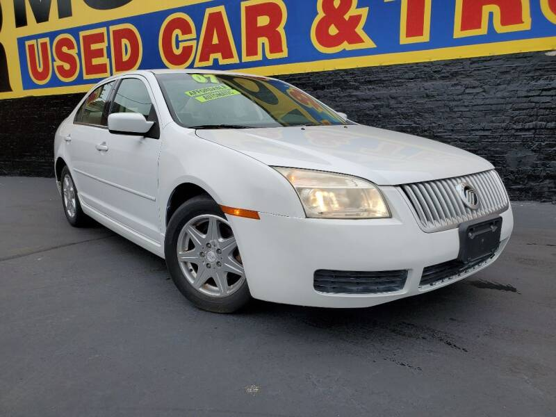2007 Mercury Milan for sale at B & R Motor Sales in Chicago IL