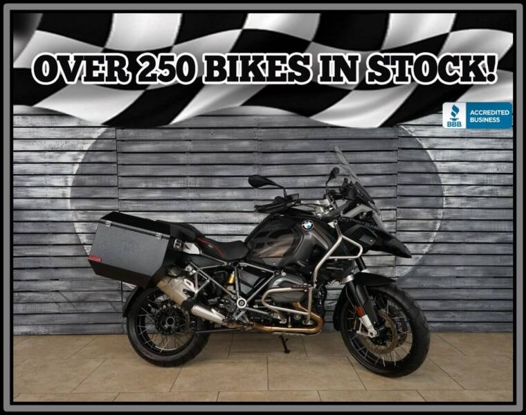 2017 BMW R1200GS Adventure for sale at Motomaxcycles.com in Mesa AZ