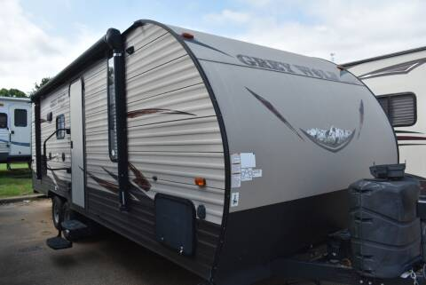 2017 Forest River Grey Wolf 23DB for sale at Buy Here Pay Here RV in Burleson TX