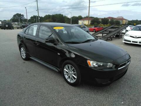 2015 Mitsubishi Lancer for sale at Kelly & Kelly Supermarket of Cars in Fayetteville NC
