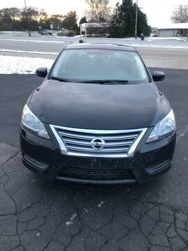 2013 Nissan Sentra for sale at Wyss Auto in Oak Creek WI