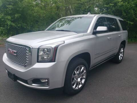 2015 GMC Yukon for sale at KLC AUTO SALES in Agawam MA
