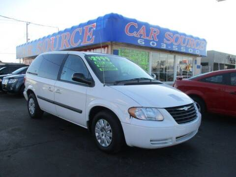 2006 Chrysler Town and Country for sale at CAR SOURCE OKC in Oklahoma City OK