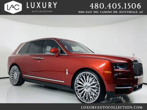 2019 Rolls-Royce Cullinan for sale at Luxury Auto Collection in Scottsdale AZ