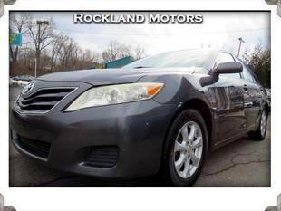 2011 Toyota Camry for sale at Rockland Automall - Rockland Motors in West Nyack NY