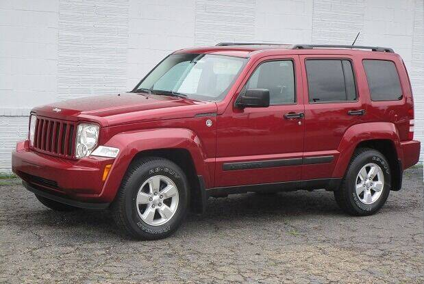 2012 Jeep Liberty for sale at Kohmann Motors & Mowers in Minerva OH