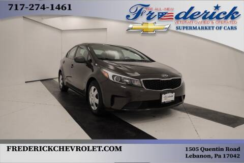 2018 Kia Forte for sale at Lancaster Pre-Owned in Lancaster PA