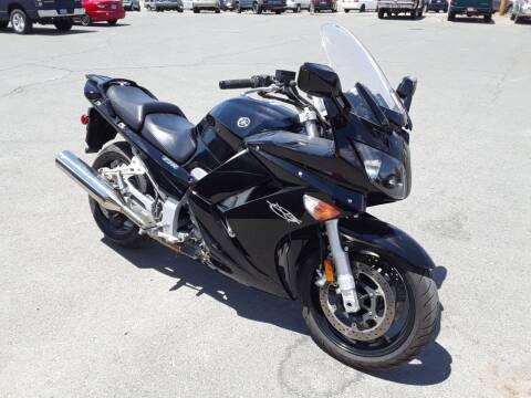 2009 Yamaha FJR1300 for sale at Super Sport Motors LLC in Carson City NV