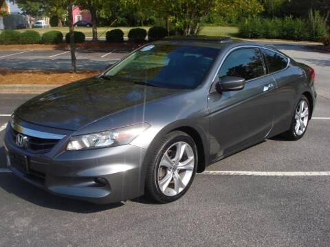 2011 Honda Accord for sale at Uniworld Auto Sales LLC. in Greensboro NC