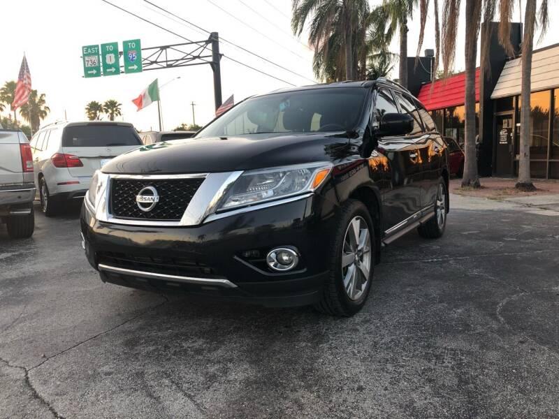 2014 Nissan Pathfinder for sale at Gtr Motors in Fort Lauderdale FL