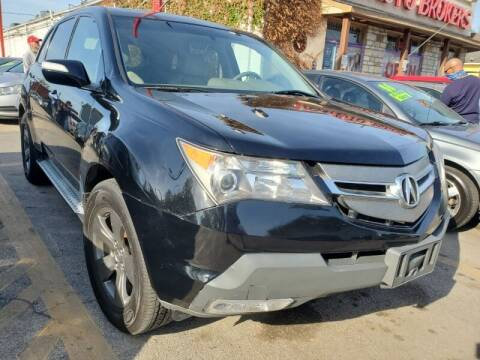 2007 Acura MDX for sale at USA Auto Brokers in Houston TX
