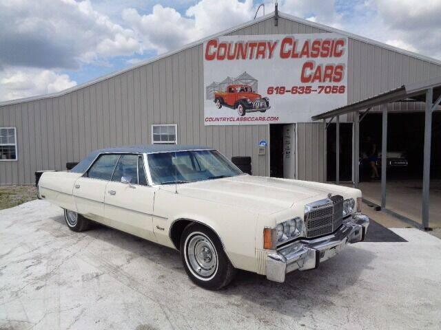 1978 Chrysler Newport for sale in Staunton, IL